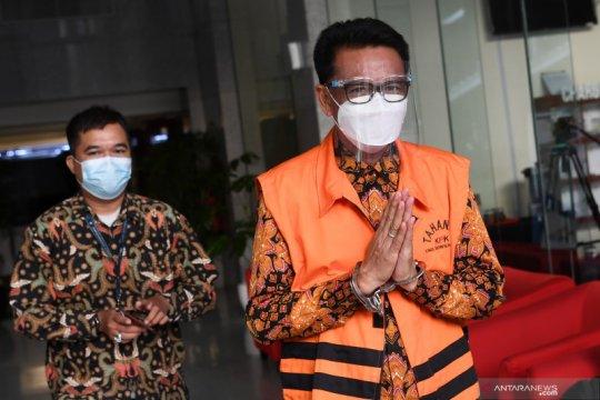 KPK jadwalkan pemeriksaan lima saksi untuk Nurdin Abdullah