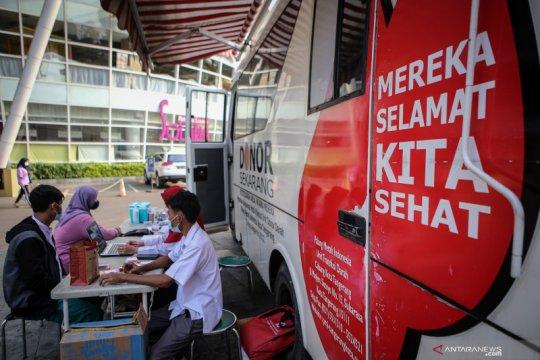 PMI Tangerang pastikan stok darah selama Ramadhan aman