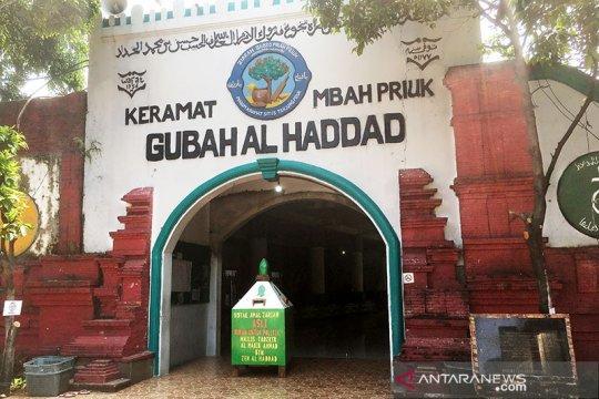 Makam Mbah Priok saat Ramadhan
