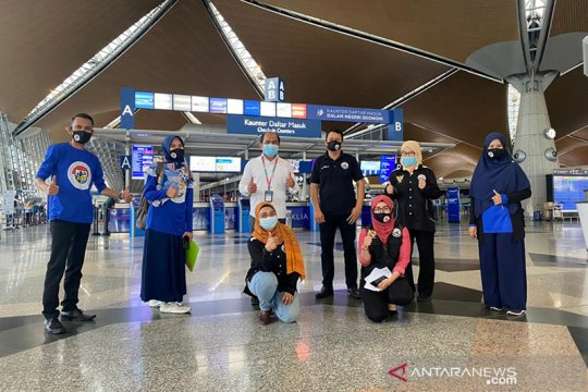 Garuda Indonesia terbangkan PMI program rekalibrasi dari Malaysia