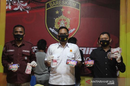 Polisi ringkus empat bandar chip judi online di Aceh, satu anak-anak