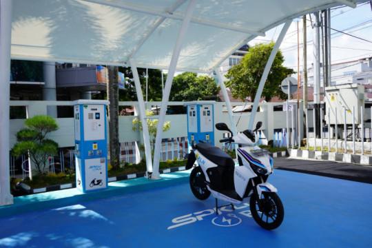 BPPT kembangkan prototipe SPKLU pengisian cepat kendaraan listrik