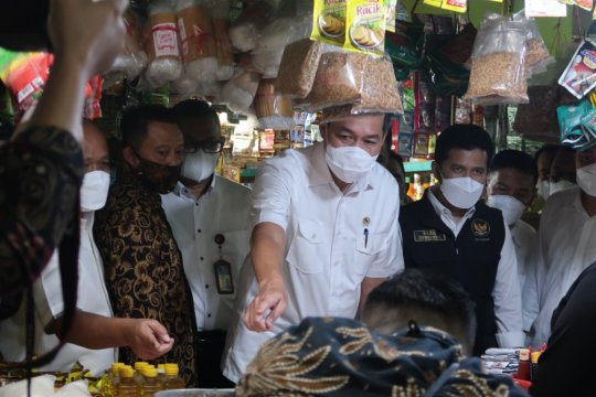 KPPU dorong masyarakat laporkan pelanggaran harga komoditas pokok