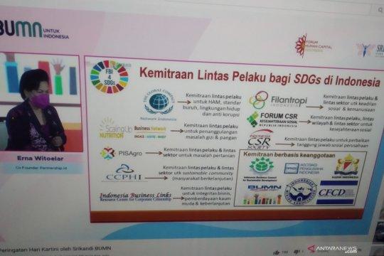 SDG Academy: Penerapan SDGs di BUMN tingkatkan kesetaraan gender