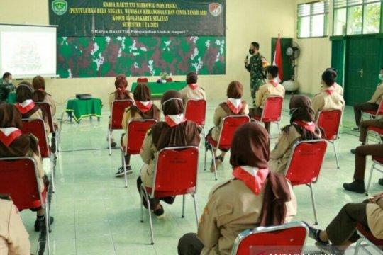Kodim Jaksel paparkan wawasan kebangsaan bagi pemuda