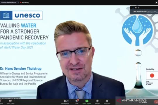 UNESCO soroti ketimpangan akses terhadap air di saat pandemi COVID-19
