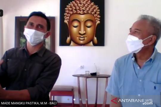 Anggota DPD dorong petani Bali budi daya tanaman porang