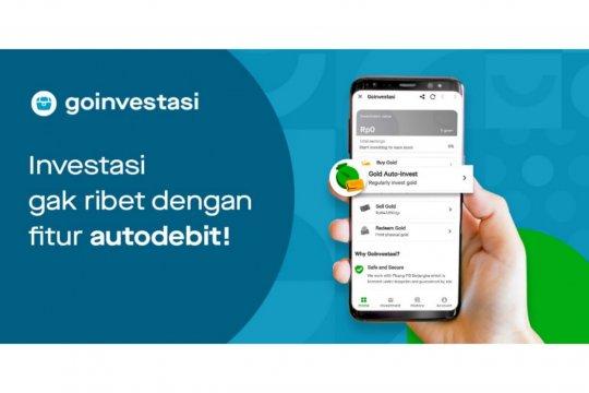 GoPay kenalkan fitur auto invest di GoInvestasi, atur investasi rutin