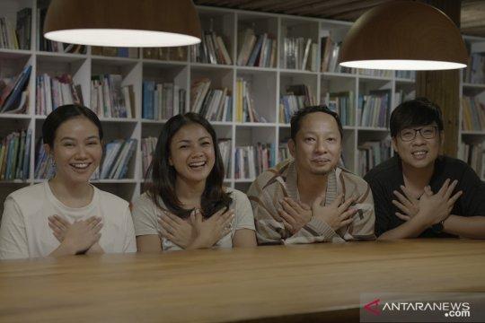 Yura Yunita rilis film pendek dibintangi Ringgo & Nirina