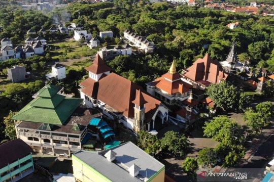 Kerukunan antar umat beragama di Pulau Dewata