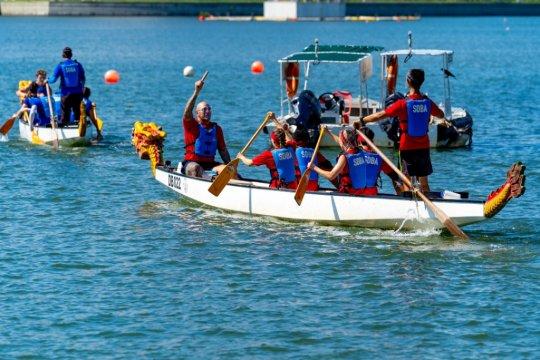 Petarung Brandon Vera jadi kapten perahu naga The Apprentice