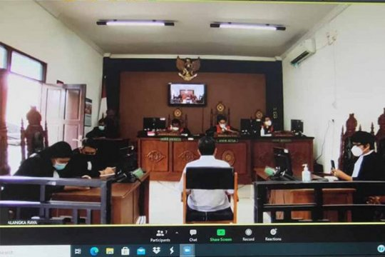 Terdakwa dugaan korupsi proyek sumur bor di Kalteng divonis bebas