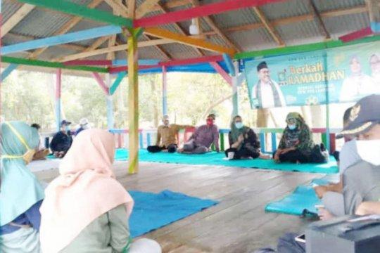 Anggota Komisi XI DPR serap aspirasi warga Margasari Lampung Timur
