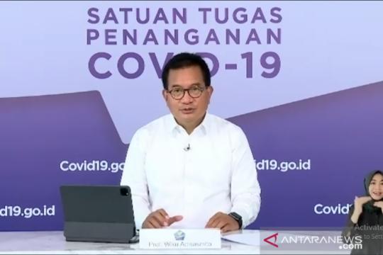 Satgas COVID-19: Zona merah berkurang di Indonesia