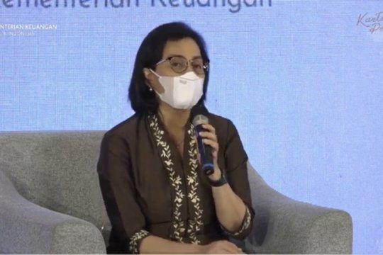 """Sri Mulyani ajak perempuan tiru Kartini, jadi """"game changer"""" perubahan"""