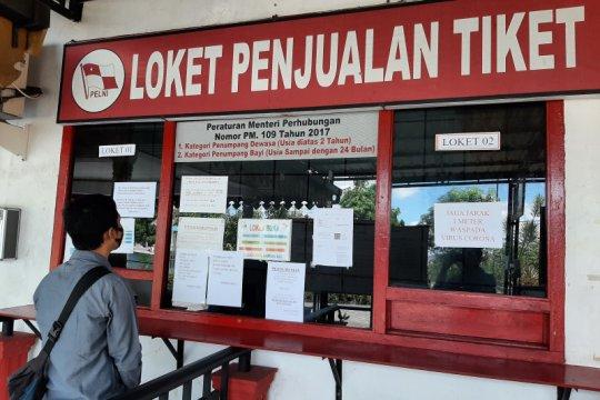Pelni Tanjungpinang tetap angkut penumpang mudik khusus wilayah Kepri