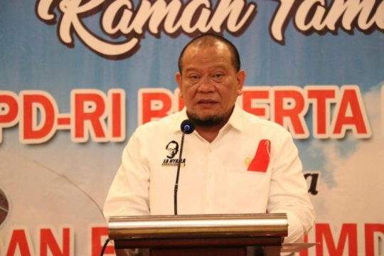 Ketua DPD minta polisi usut temuan pidana kebakaran kilang minyak