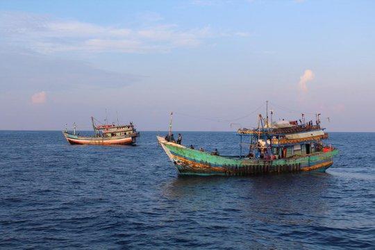 KKP amankan dua kapal ikan Indonesia di Kepulauan Seribu