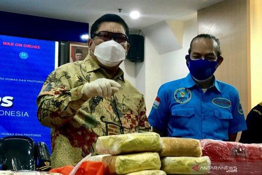"""Jaringan narkoba Dumai-Madura edarkan sabu-sabu dari """"Golden Triangle"""""""