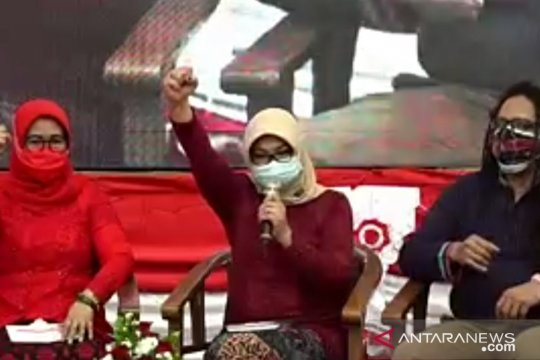 PDIP di Hari Kartini dorong perempuan percaya diri masuk UMKM digital