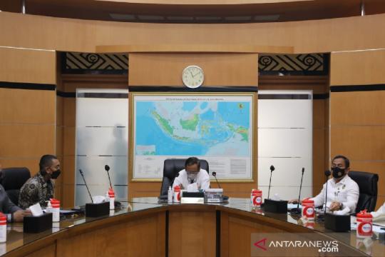 Ketua DPRA temui Menkopolhukam terkait Pilkada Aceh