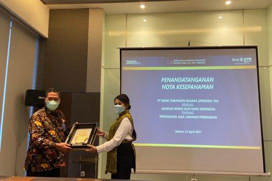 BTN gandeng asosiasi beri KPR untuk pegawai kontrak
