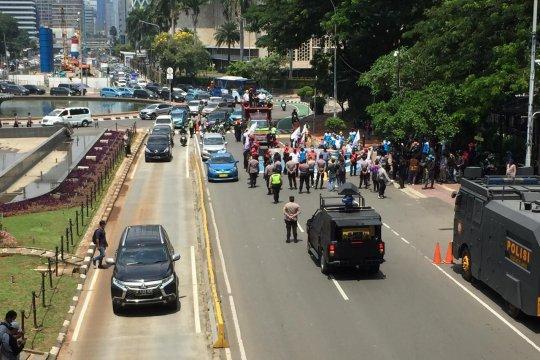 Sidang UUCK, polisi kerahkan ratusan personel