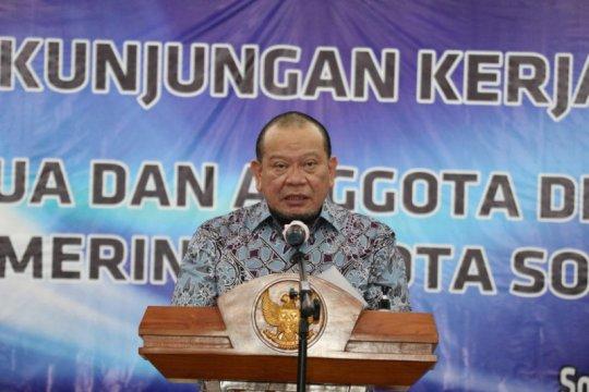 Ketua DPD RI dorong Polri kerja sama global hadapi serangan ransomware