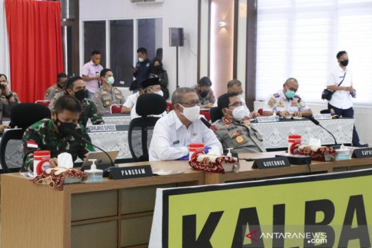 Pemprov Kalbar tetapkan PPKM mikro di seluruh kabupaten dan kota