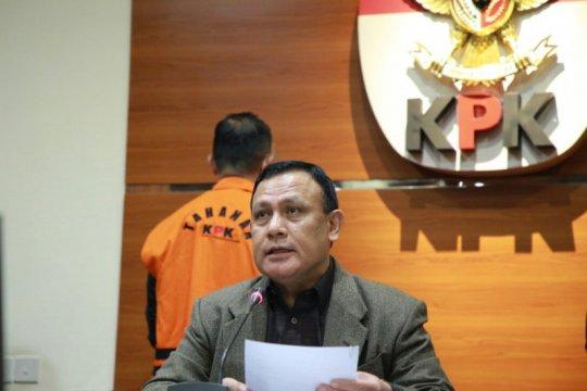 KPK selidiki dugaan pemerasan penyidiknya ke Wali Kota Tanjungbalai