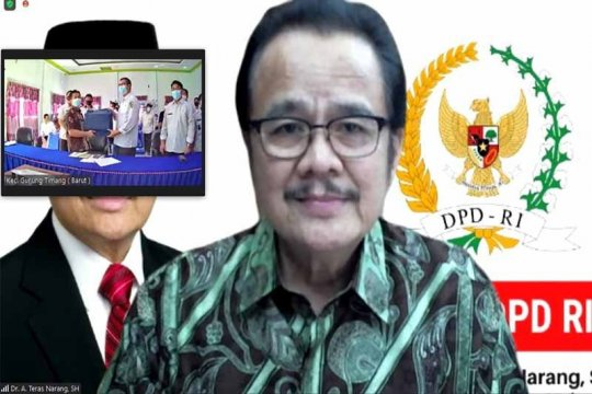 Anggota DPD: Para kades agar tidak tersandung kasus hukum dana desa