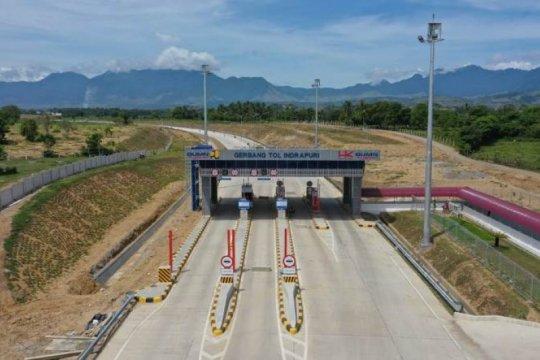 Pembangunan Tol Sigli-Banda Aceh sudah capai 67,9 persen