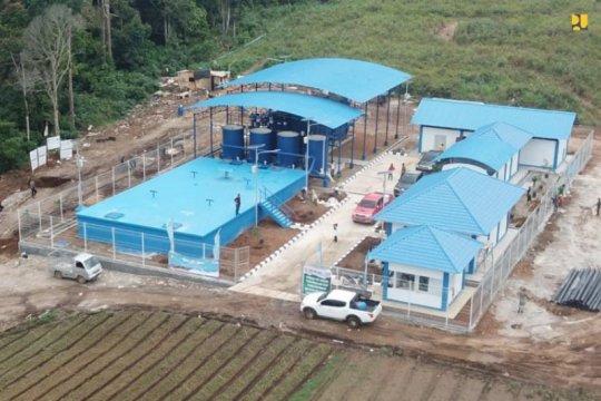 Dukung KSPN Danau Toba, PUPR rampungkan konstruksi SPAM Merek