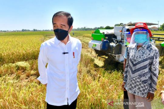 Peningkatan kesejahteraan petani-nelayan bangun kedaulatan pangan RI
