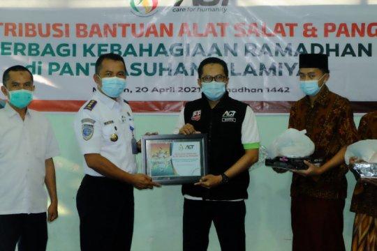 ACT-PPI Madiun salurkan bantuan ke panti asuhan di bulan Ramadhan