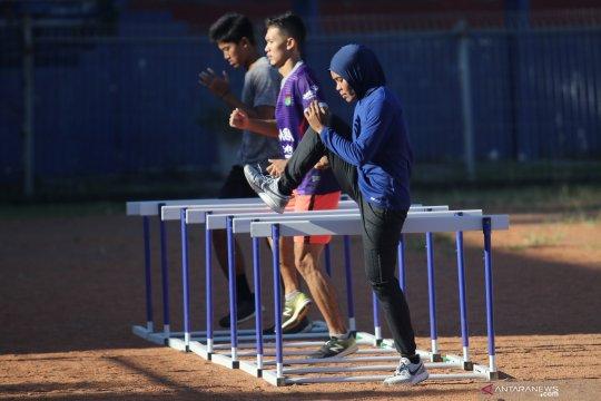 Keterbatasan fasilitas hambat perkembangan atletik