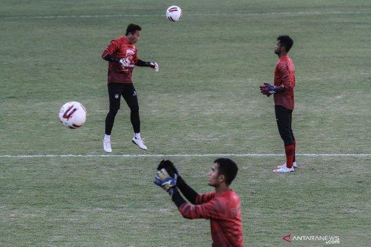 Persiapan Persib Bandung jelang final Piala Menpora
