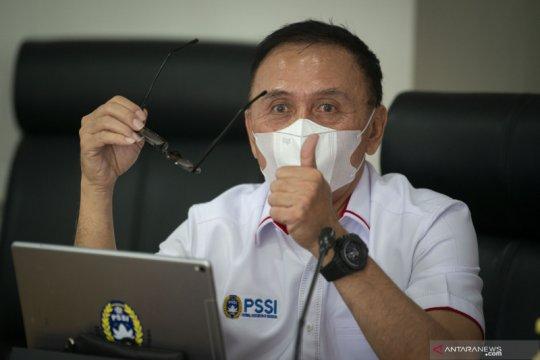 PSSI panggil 34 pemain TC timnas didominasi sosok muda