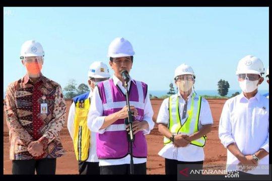 Presiden Jokowi kunjungi lokasi panen padi di Indramayu hari ini