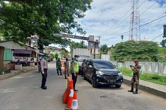 Polda Aceh dirikan pos pemeriksaan larangan mudik di perbatasan