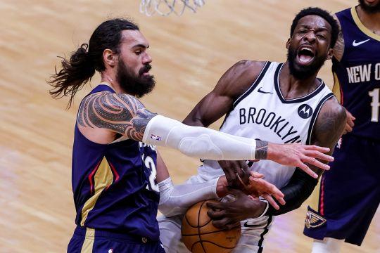 NBA: Nets kalahkan Pelicans 134 - 129