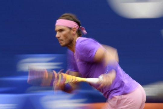 Nadal kewalahan atasi petenis ranking 111 Ivaskha di Barcelona