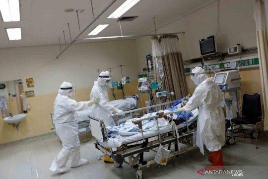 Ini kondisi keterisian tempat tidur RS rujukan COVID-19 di Jakarta