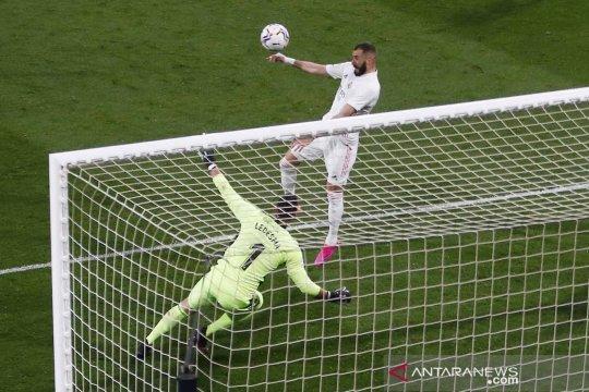 Liga Spanyol : Madrid menang atas Cadiz 3-0