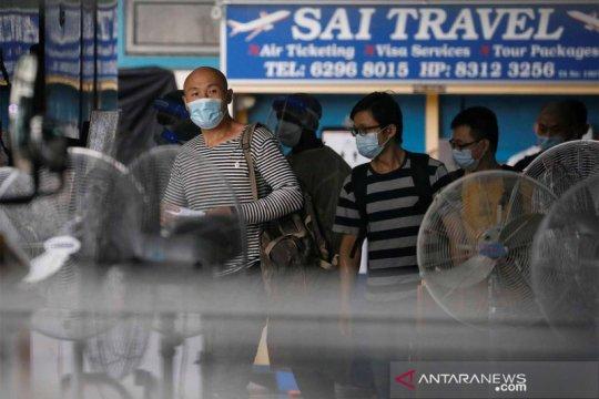 Selidiki infeksi COVID-19, Singapura karantina 1.100 pekerja migran