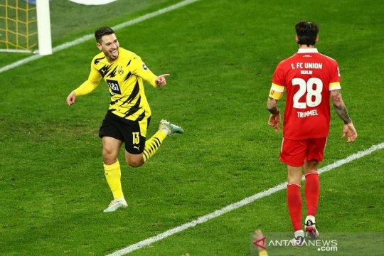 Dortmund terus pelihara asa Liga Champions seusai atasi Union Berlin