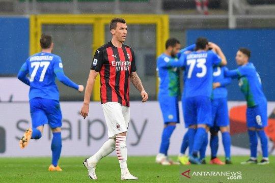 Sassuolo gagalkan upaya Milan dekati puncak
