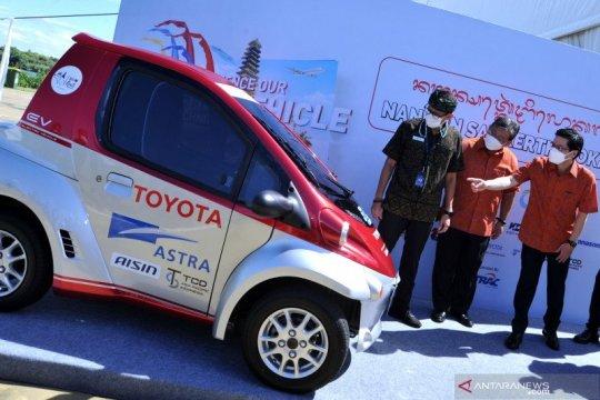 Suzuki dan Daihatsu jalin kerja sama dengan aliansi EV Toyota
