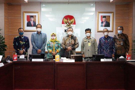 KPK ajak Mentan dan Mendag untuk kaji impor komoditas pangan