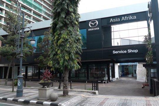 """Mazda buka diler """"Asia Afrika"""""""